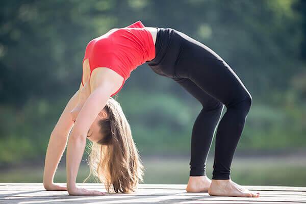 yoga cho vòng 1