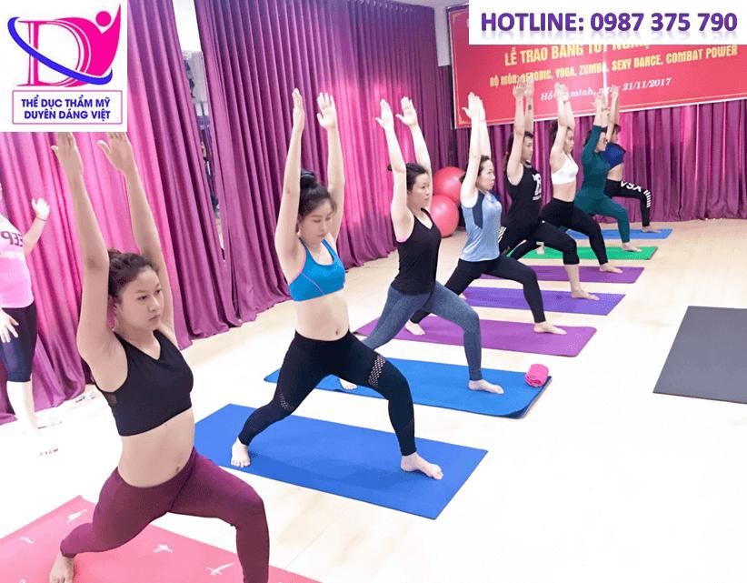 Tập yoga giúp ngăn ngừa bệnh phụ khoa