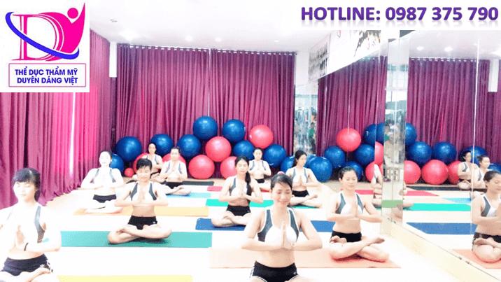 Yoga giúp cho da được săn chắc khỏe mạnh