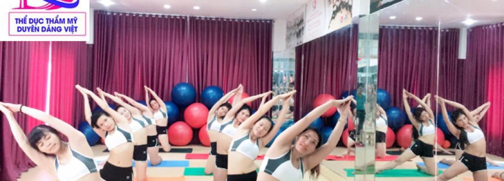 Gói giảm cân thể dục thẩm mỹ không giới hạn môn tập