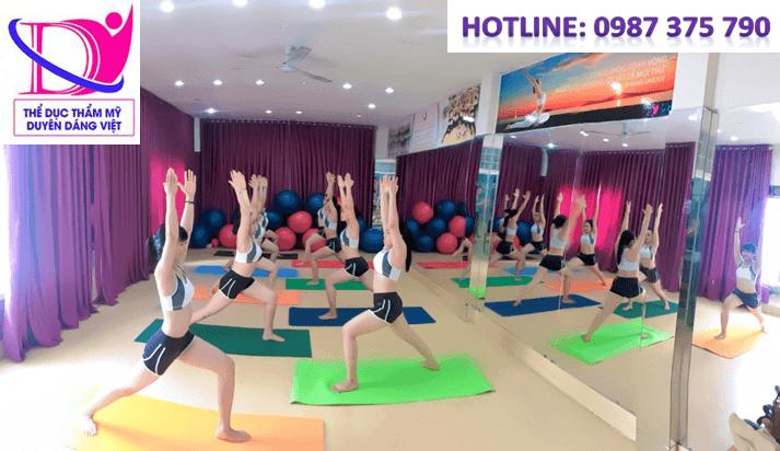 Tập yoga giúp da được thông thoáng