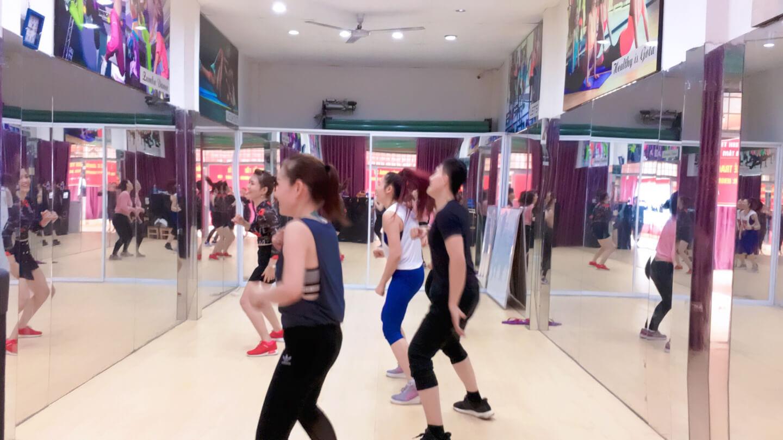 BodyJam giúp giảm cân nhanh chóng