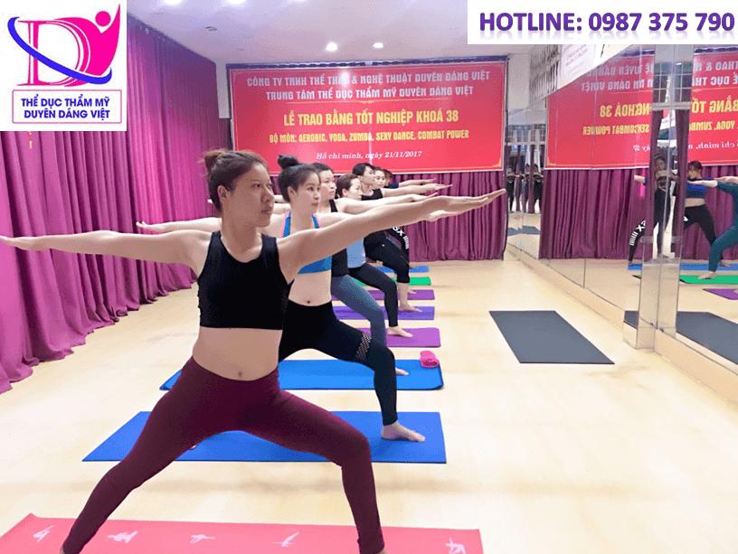 lợi ích của yoga