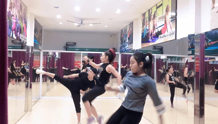 Duyên Dáng Việt mừng năm mới giảm 50% khóa học HLV body combat