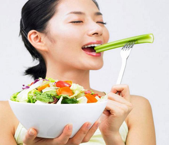ăn uống đúng cách để có vóc dáng thon thả
