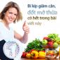 Chế độ ăn kiêng khoa học