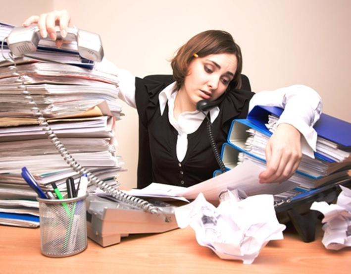 Càng lớn tuổi càng bị Stress, áp lực nhiều hơn