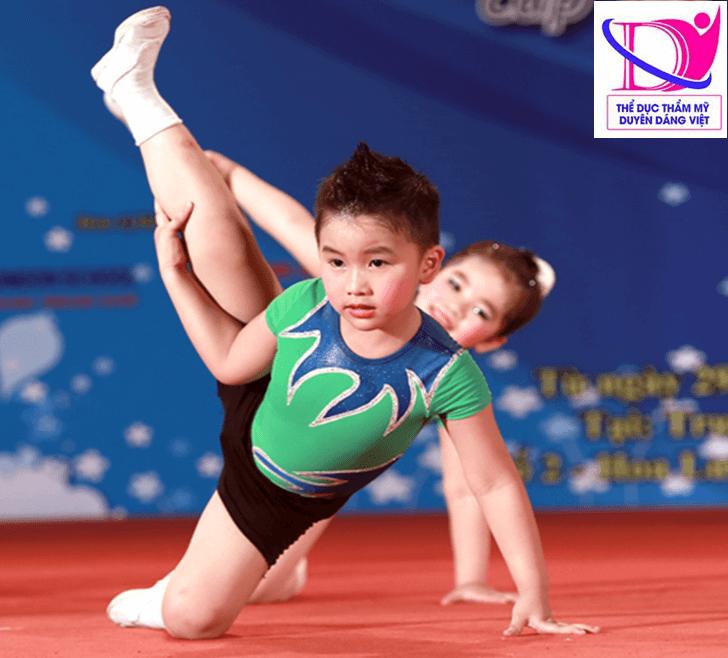 aerobic cho trẻ nhỏ sức khỏe, đề kháng