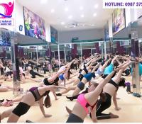 Tập aerobic giảm cân nhanh chóng
