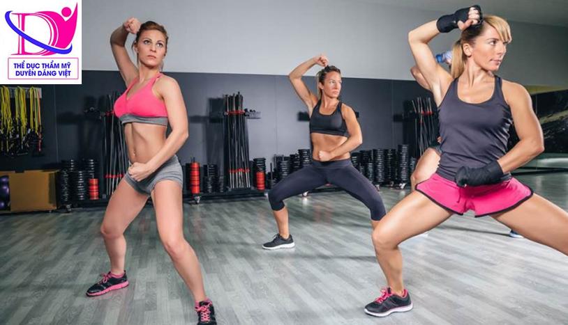 Combat Fit giảm cân