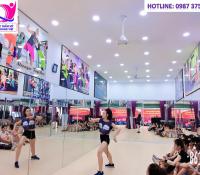 Duyên Dáng Việt khai giảng lớp HLV thể dục thẩm mỹ K44