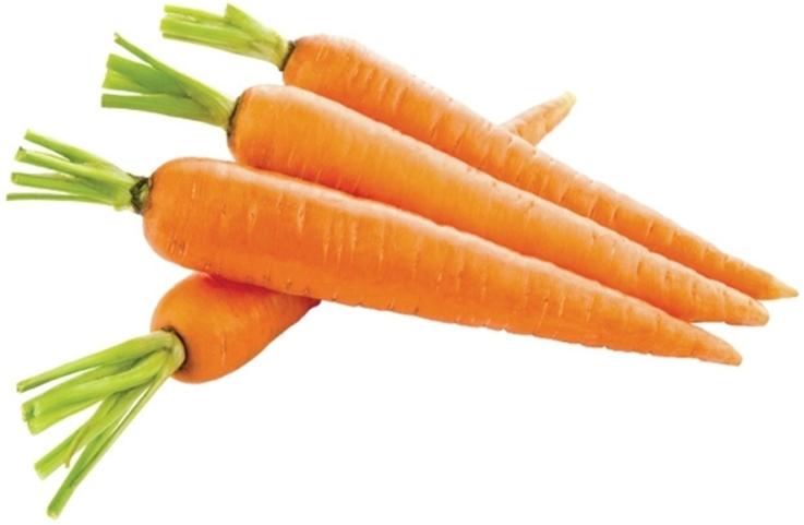 5 loại rau củ quả cho mắt