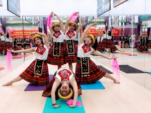 Chiêu sinh lớp đào tạo giáo viên dạy múa cho thiếu nhi