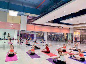 """Đào tạo HLV yoga tại Hà Nội """"HỌC XONG CÓ NGAY VIỆC LÀM"""""""