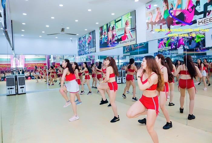 huan luyen vien zumba fitness