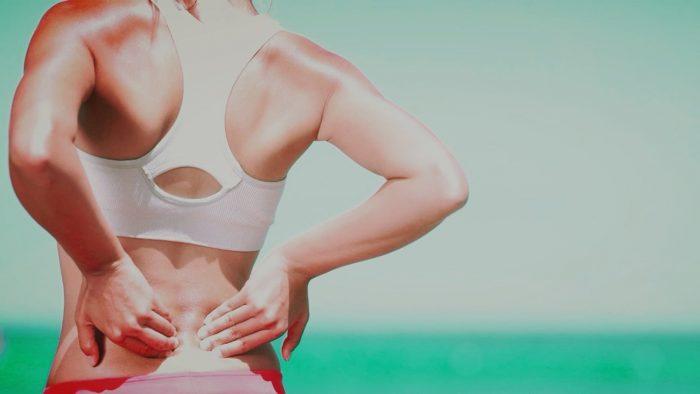 giảm đau nhức cơ sau khi tập luyện
