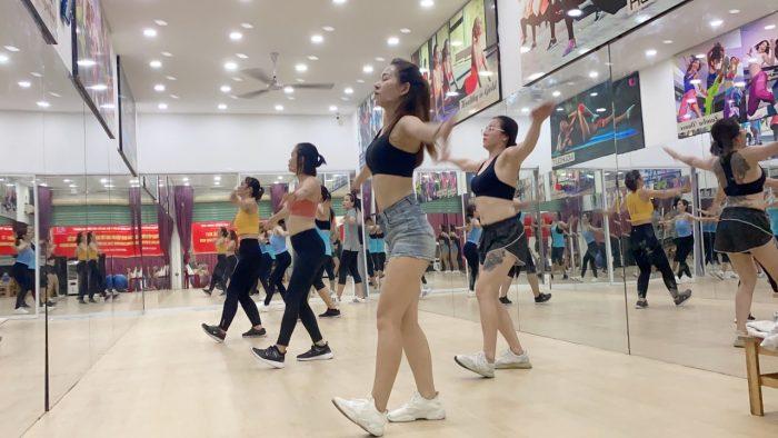 hoc nhay sexy dance chuyen nghiep