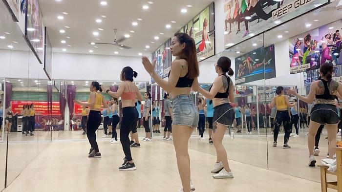 học nhảy sexy dance chuyên nghiệp