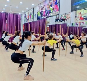 Vì sao nên theo học ở trung tâm thể dục thẩm mỹ Duyên Dáng Việt