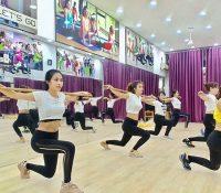 Địa chỉ đào tạo HLV Aerobic tại Hà Nội uy tín chất lượng