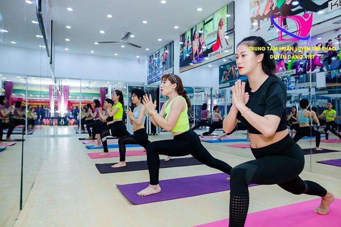 đào tạo HLV Yoga tại Hà Nội