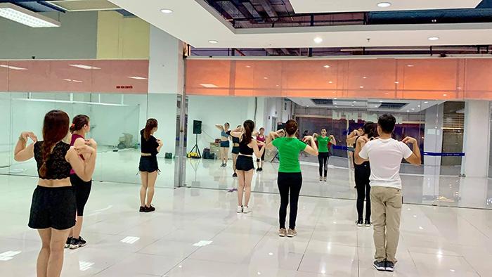đào tạo HLV Aerobic tại Hà Nội