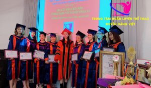Thỏa niềm đam mê với các môn đào tạo tại TT Duyên Dáng Việt