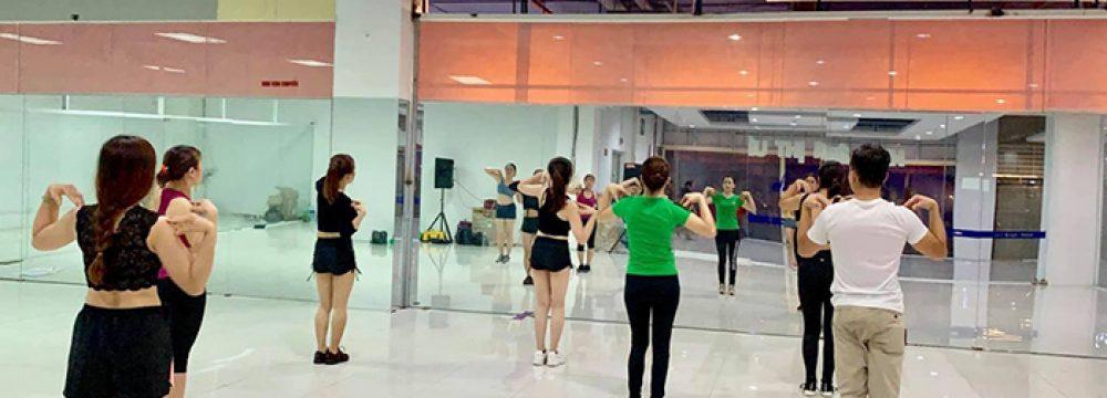 Đăng ký học huấn luyện viên aerobic ở đâu tại Hà Nội?
