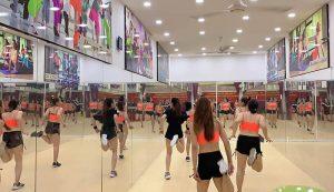Trung tâm đào tạo nghề giáo viên Aerobic chuyên nghiệp tại Hà Nội