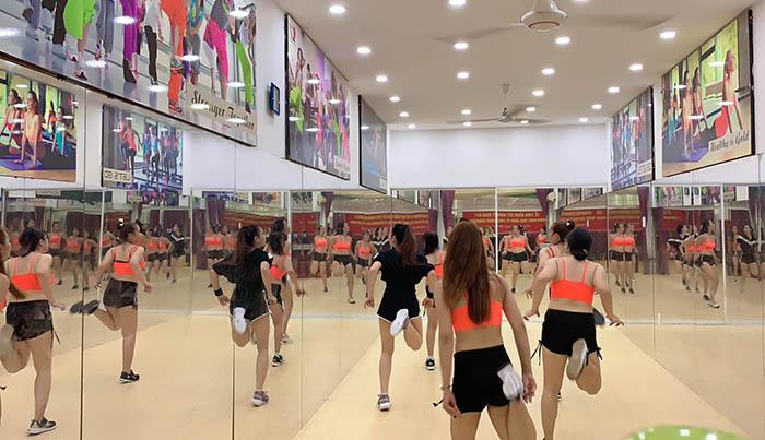 Đào tạo nghề giáo viên aerobic