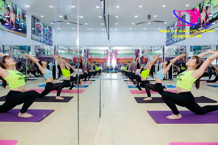 đào tạo nghề giáo viên Yoga