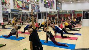 Khóa học huấn luyện viên TDTM Yoga