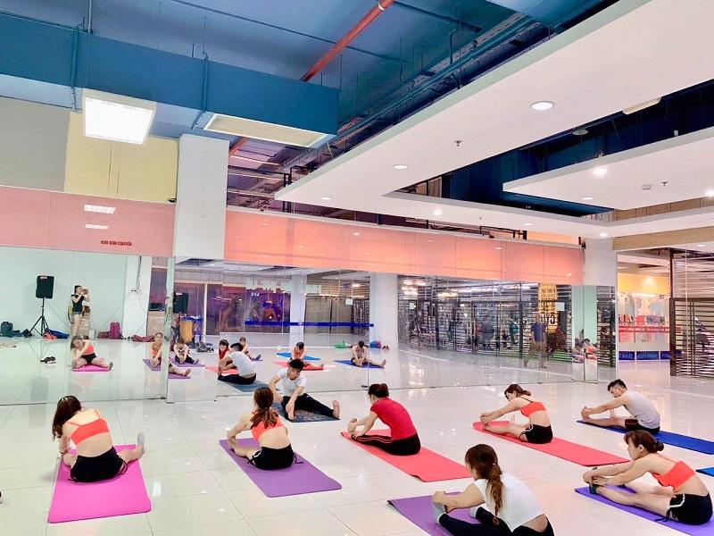 HLV Yoga- Nghề hót hái tiền hiện nay lại tốt cho sức khỏe