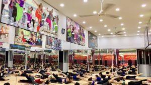 Địa chỉ phòng tập thể dục thẩm mỹ Aerobic ở quận Gò Vấp