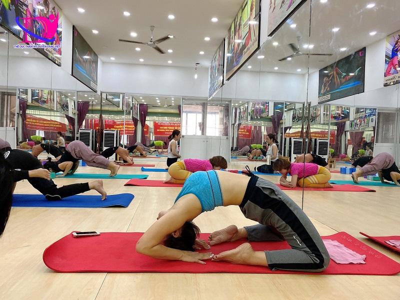Duyên Dáng Việt- Địa chỉ đào tạo HLV Yoga chuyên nghiệp toàn quốc