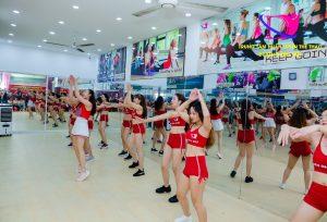 Địa chỉ học HLV Zumba uy tín, chuyên nghiệp nhất Hà Nội