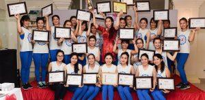 Trung tâm đào tạo HLV Aerobic chuyên nghiệp nhất Sài Gòn