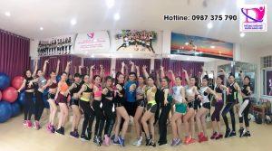Trung tâm đào tạo HLV thể dục thẩm mỹ nổi tiếng nhất TPHCM