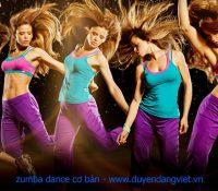 zumba fit dance co ban