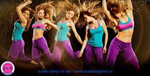 Zumba Dance cơ bản