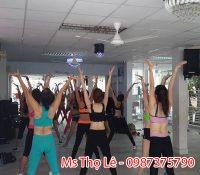 Chiêu Sinh Lớp Vé Tháng Yoga, Aerobics 20/8/2015 – TT Thể Dục Thẩm Mỹ Duyên Dáng Việt