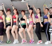 Thể dục thẩm mỹ giúp giảm cân hiệu quả