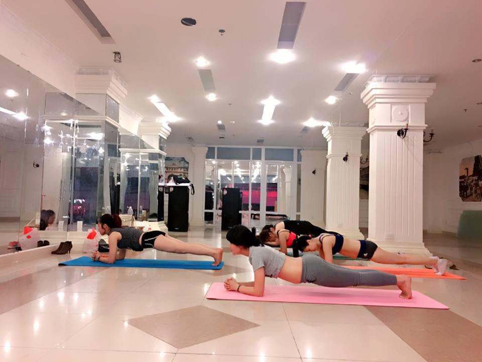 thue phong tạp yoga
