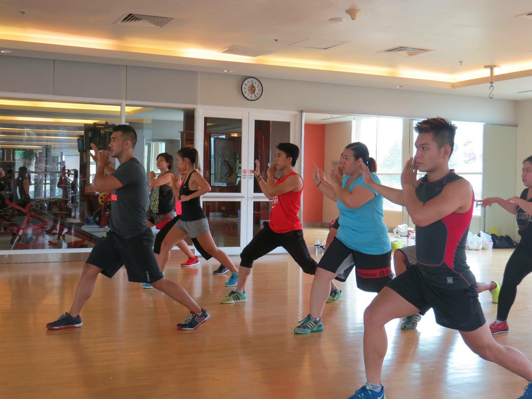 đào tạo giáo viên Body Combat