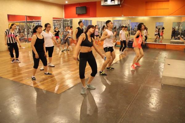 đào tạo giáo viên sexy dance