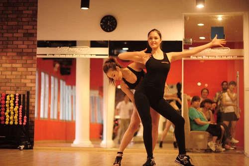 nghề hlv sexy dance