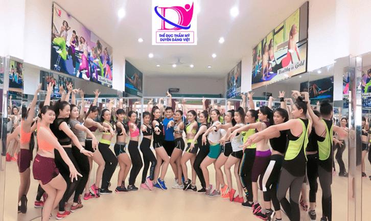 học thử miễn phí khóa HLV dance sport