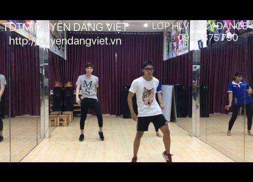 nhảy shuffle dance cho bạn một đôi chân chắc khỏe