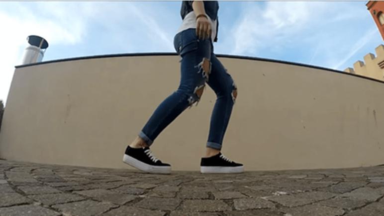Nhảy shuffle dance giúp eo thon dáng đẹp