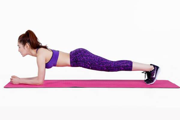 Yoga giảm mỡ bụng sau sinh Duyên Dáng Việt